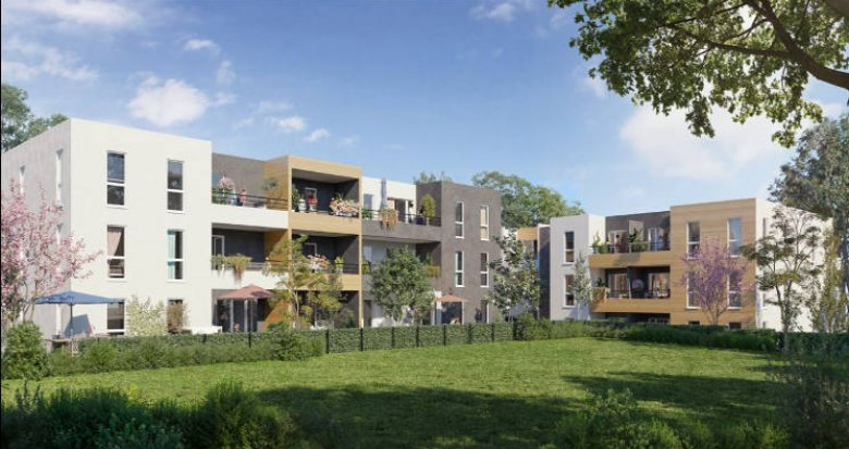 Achat / Vente appartement neuf Marseille 13 petite copropriété en pleine nature (13013) - Réf. 4970