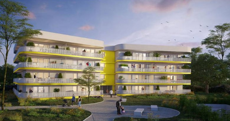 Achat / Vente appartement neuf Marseille 13 proche campus universitaire Saint-Jérôme (13013) - Réf. 3336