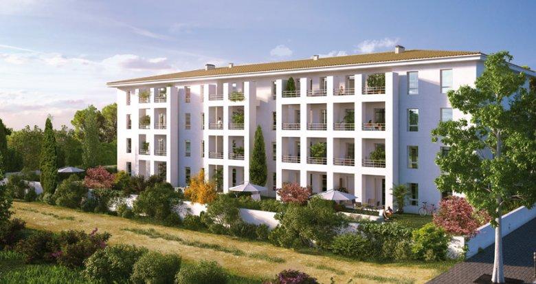 Achat / Vente appartement neuf Marseille 13 proche Château-Gombert village (13013) - Réf. 808