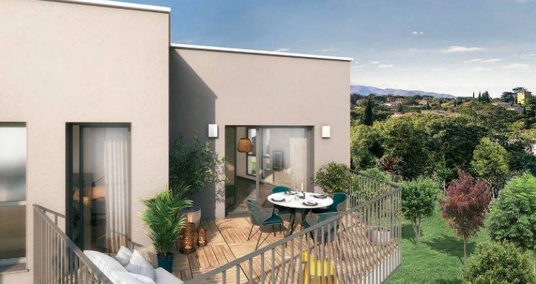 Achat / Vente appartement neuf Marseille 13 proche écoles et commerces (13013) - Réf. 4239