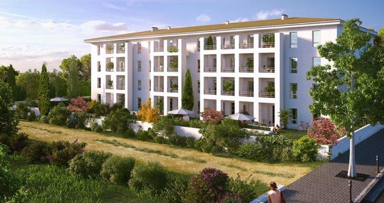 Achat / Vente appartement neuf Marseille 13 proximité transports (13013) - Réf. 959