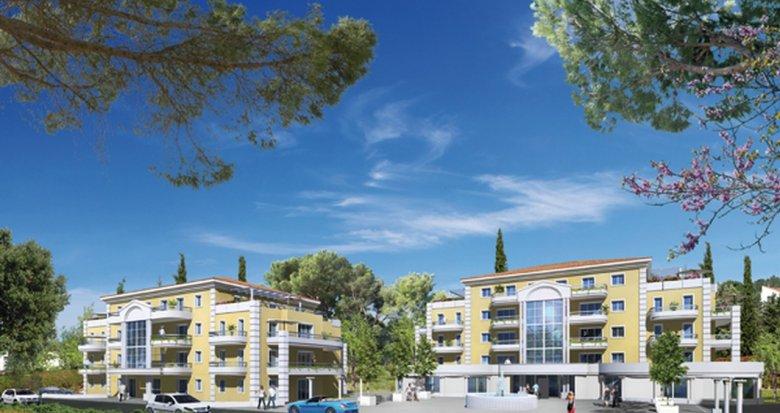 Achat / Vente appartement neuf Marseille 13 quartier Croix-Rouge (13013) - Réf. 542
