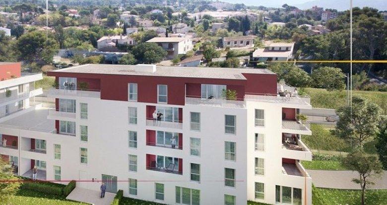 Achat / Vente appartement neuf Marseille 13 quartier des Olives (13013) - Réf. 1006