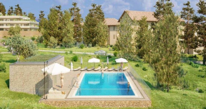 Achat / Vente appartement neuf Marseille 13 secteur Château Gombert (13013) - Réf. 4586