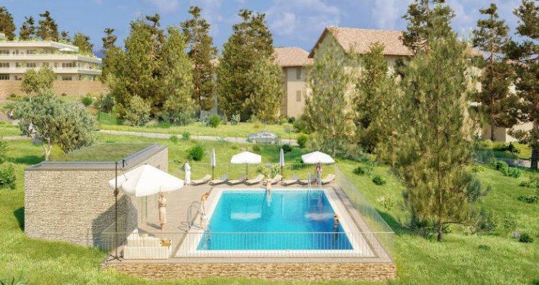 Achat / Vente appartement neuf Marseille 13 secteur Château Gombert (13013) - Réf. 5899