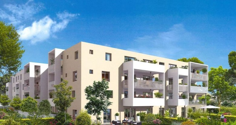 Achat / Vente appartement neuf Marseille 13 TVA à 5,5% (13013) - Réf. 2258