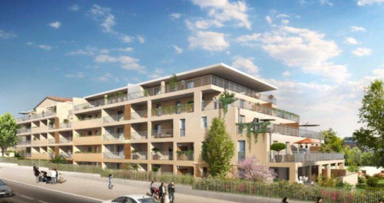 Achat / Vente appartement neuf Marseille 13ème quartier Saint Just (13013) - Réf. 182