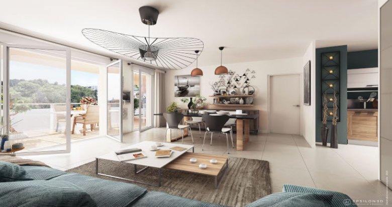Achat / Vente appartement neuf Marseille 14 à 15 minutes du centre-ville (13014) - Réf. 5350