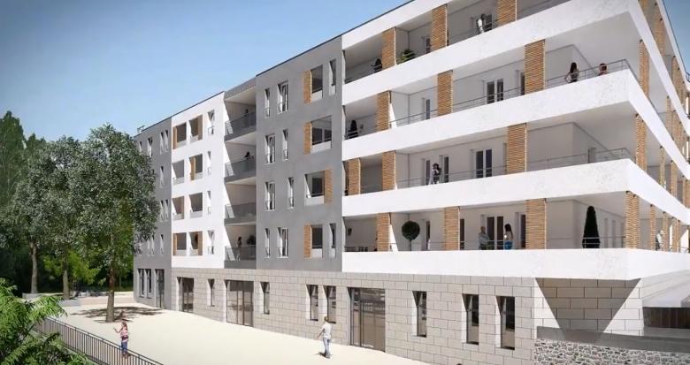 Achat / Vente appartement neuf Marseille 14 au cœur d'un cadre d'exception (13014) - Réf. 4327