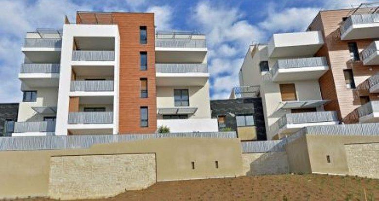 Achat / Vente appartement neuf Marseille 14 les Hauts de Sainte Marthe (13014) - Réf. 1306
