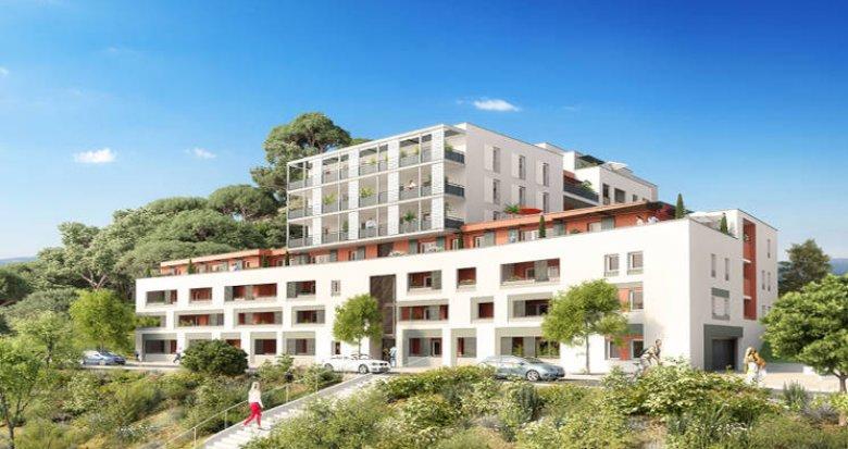 Achat / Vente appartement neuf Marseille 14 livraison immédiate (13014) - Réf. 5678