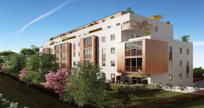 Achat / Vente appartement neuf Marseille 14 secteur Saint-Barthélemy (13014) - Réf. 1058