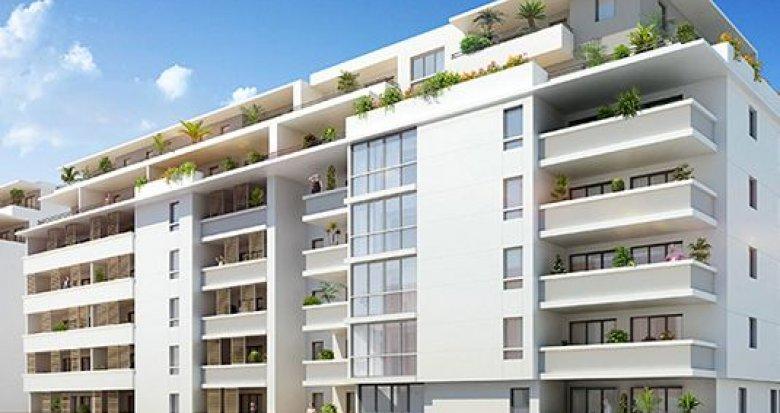 Achat / Vente appartement neuf Marseille 15 proche pôle Euromed2 (13015) - Réf. 297