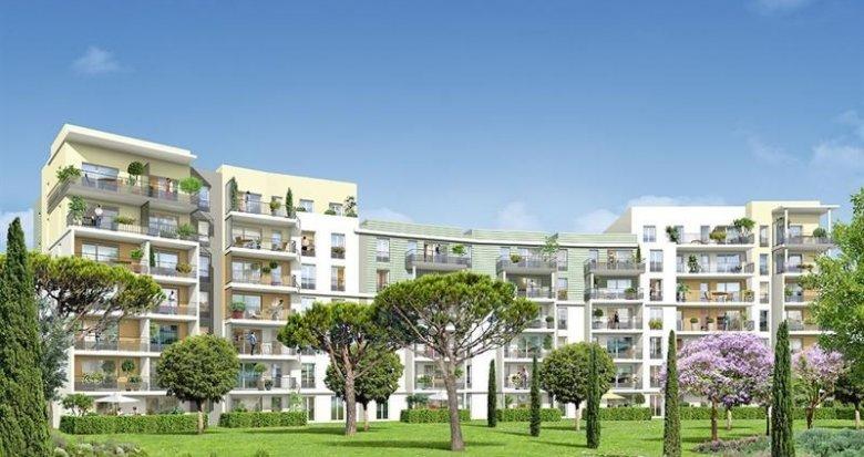 Achat / Vente appartement neuf Marseille 15 Village de Saint Antoine (13015) - Réf. 2219