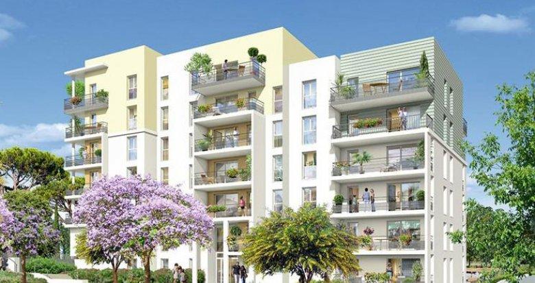 Achat / Vente appartement neuf Marseille 15è arrondissement proche la Poste (13015) - Réf. 1033