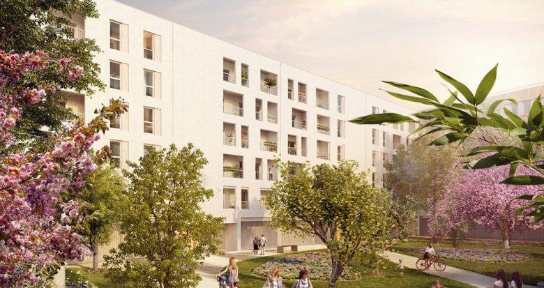Achat / Vente appartement neuf Marseille 15e aux portes d'Euroméditerranée (13015) - Réf. 318