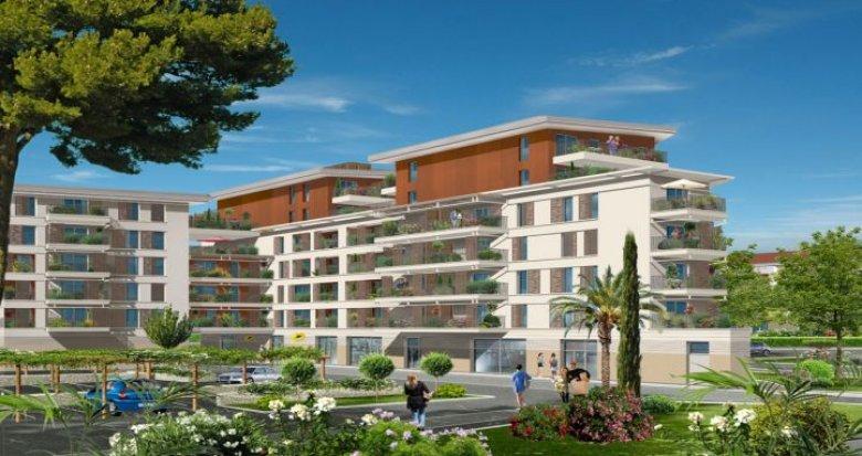 Achat / Vente appartement neuf Marseille 15ème proche du centre-ville TVA réduite (13015) - Réf. 548