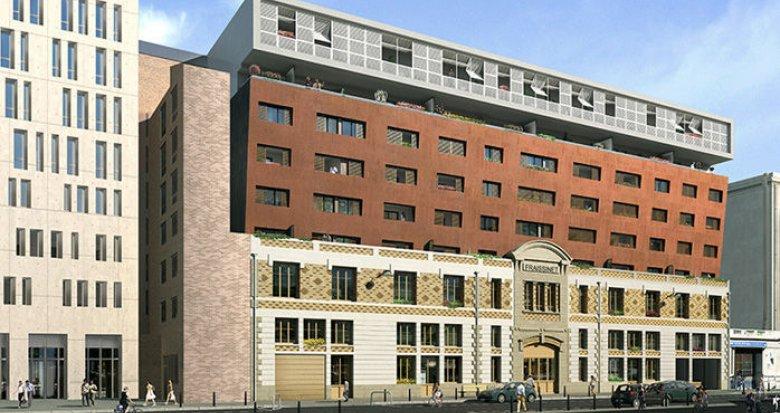 Achat / Vente appartement neuf Marseille 2 Cathédrale de la Major (13002) - Réf. 975