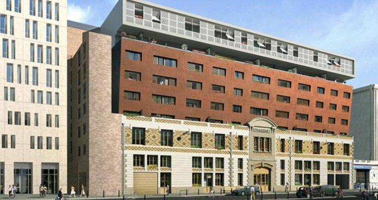 Achat / Vente appartement neuf Marseille 2 face à la Cathédrale de la Major (13002) - Réf. 2127