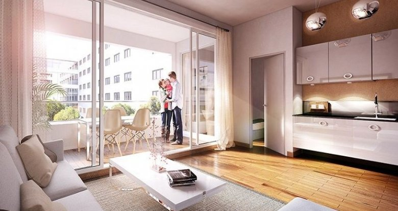 Achat / Vente appartement neuf Marseille 2 monument classé (13002) - Réf. 1183