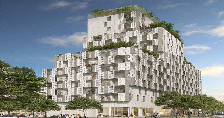 Achat / Vente appartement neuf Marseille 2 proche métro ligne 2 (13002) - Réf. 1996