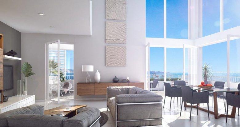 Achat / Vente appartement neuf Marseille 2ème Euroméditerranée (13002) - Réf. 851