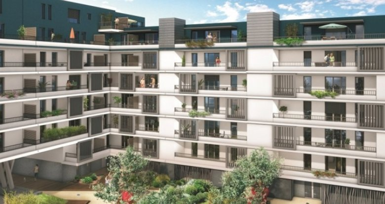 Achat / Vente appartement neuf Marseille 3 proche Euromed (13003) - Réf. 904