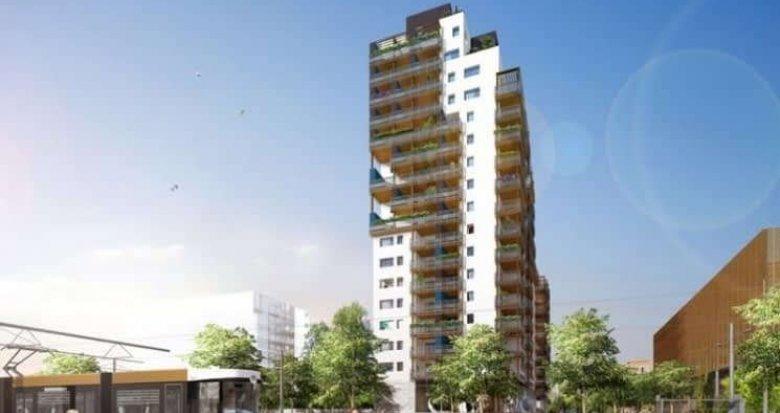 Achat / Vente appartement neuf Marseille 3ème proche du vieux port (13003) - Réf. 367