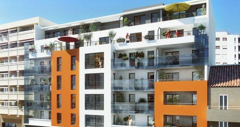 Achat / Vente appartement neuf Marseille 4 proche de la place des Chartreux (13004) - Réf. 777