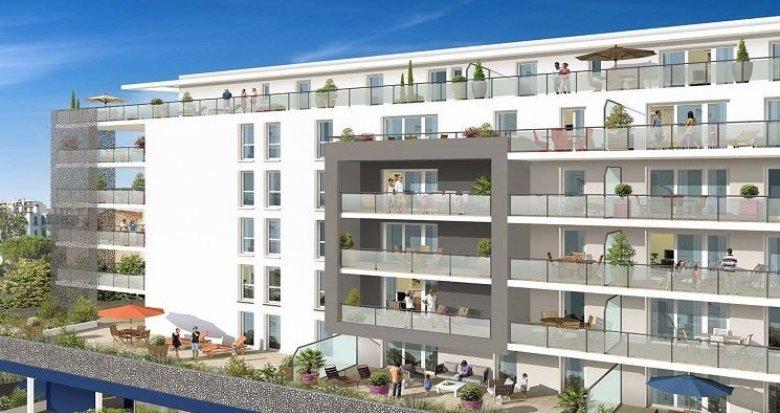 Achat / Vente appartement neuf Marseille 4 proche parc du Palais Longchamp (13004) - Réf. 983