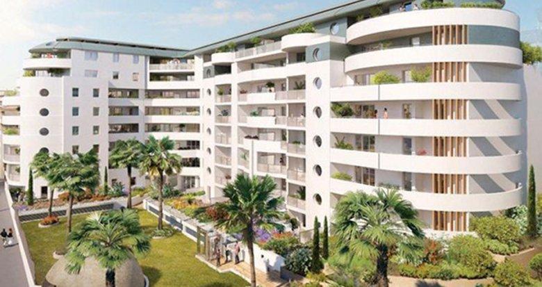 Achat / Vente appartement neuf Marseille 4 quartier Les Chartreux (13004) - Réf. 912