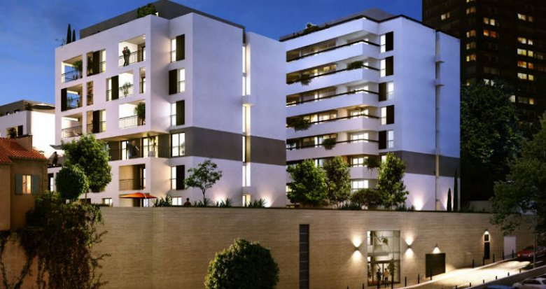 Achat / Vente appartement neuf Marseille 4 secteur des Chartreux (13004) - Réf. 4617