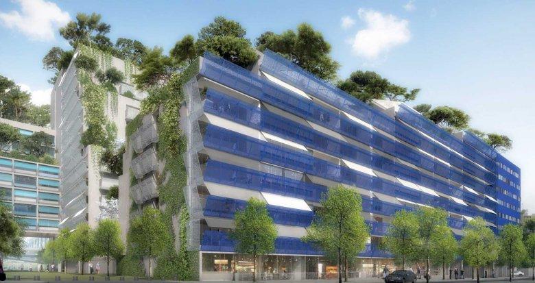 Achat / Vente appartement neuf Marseille 4e Saint-Just Le Dôme (13004) - Réf. 1510