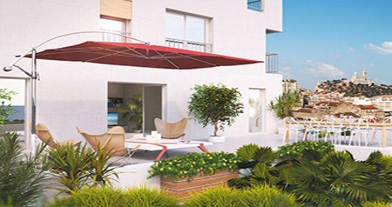 Achat / Vente appartement neuf Marseille 6ème proche de Castellane (13006) - Réf. 298