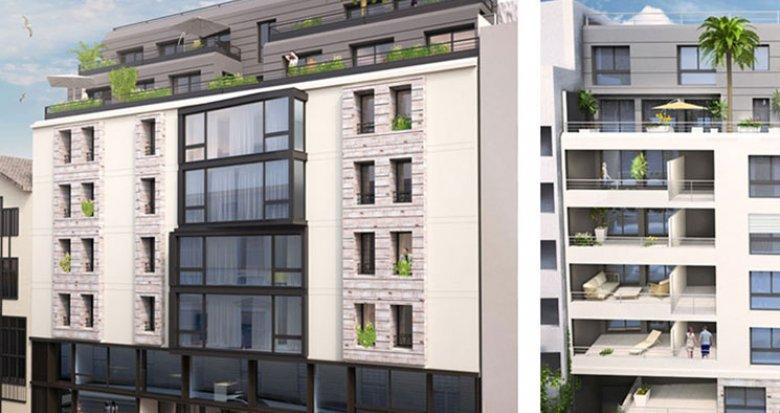 Achat / Vente appartement neuf Marseille 7 arrondissement proche quais des Ligures (13007) - Réf. 624
