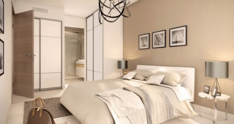 Achat / Vente appartement neuf Marseille 7 avec vue sur mer (13007) - Réf. 2012