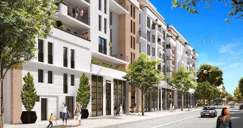 Achat / Vente appartement neuf Marseille 7ème, quartier Saint-Victor (13007) - Réf. 3246