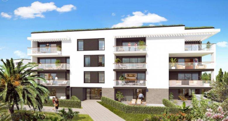 Achat / Vente appartement neuf Marseille 8 à 100 mètres de la plage (13008) - Réf. 4317