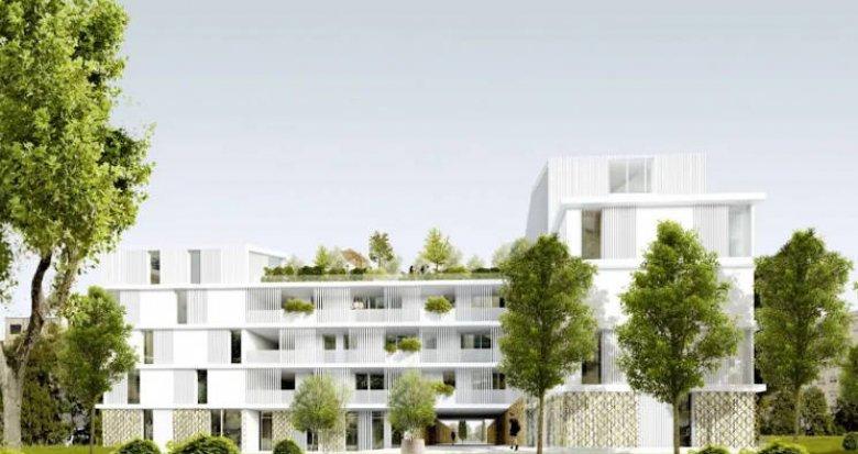 Achat / Vente appartement neuf Marseille 8 au cœur du quartier de Saint Anne (13008) - Réf. 4606