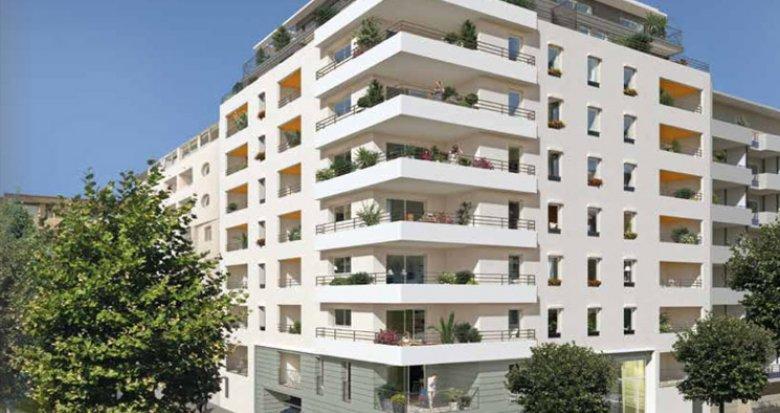 Achat / Vente appartement neuf Marseille 8 Prado village (13008) - Réf. 1952