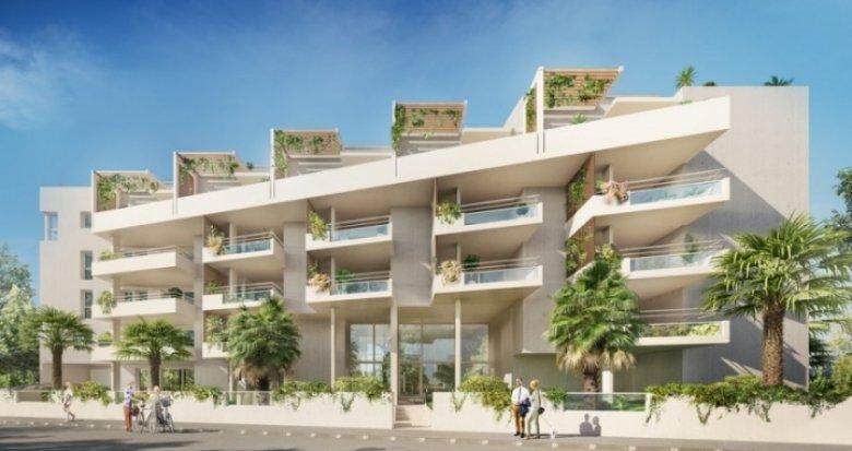 Achat / Vente appartement neuf Marseille 8 proche du parc Borély (13008) - Réf. 2217
