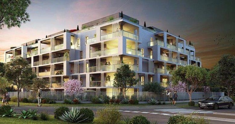 Achat / Vente appartement neuf Marseille 8 quartier Bonneveine (13008) - Réf. 1864