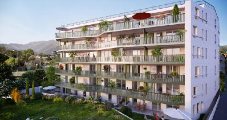 Achat / Vente appartement neuf Marseille 8 quartier Bonneveine (13008) - Réf. 1320