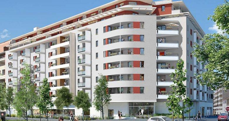 Achat / Vente appartement neuf Marseille 8 quartier Grand Est (13008) - Réf. 836