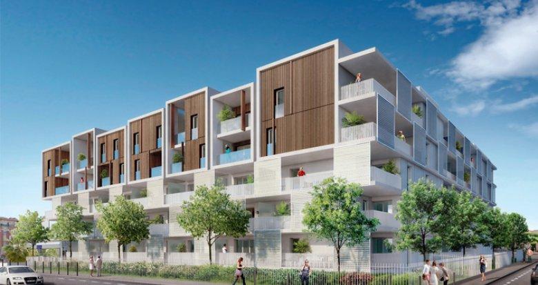 Achat / Vente appartement neuf Marseille 8 quartier Saint-Anne (13008) - Réf. 1581