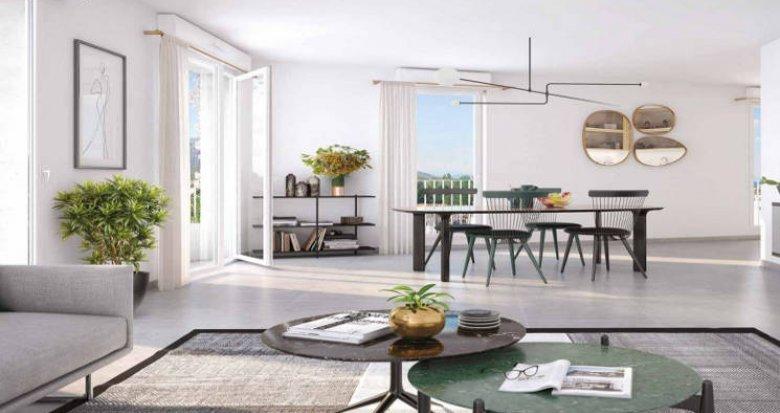 Achat / Vente appartement neuf Marseille 8 secteur Vieille Chapelle (13008) - Réf. 4815
