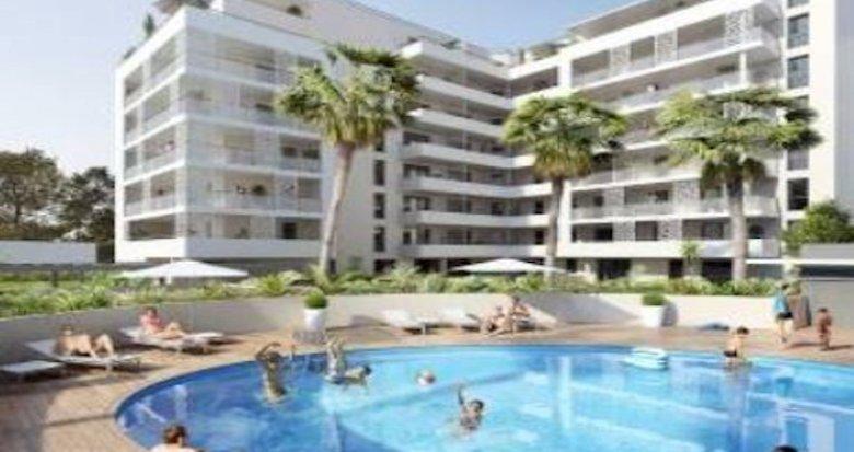 Achat / Vente appartement neuf Marseille 8 secteur Vieille Chapelle (13008) - Réf. 4798