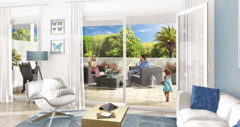 Achat / Vente appartement neuf Marseille 8e proche Bonneveine (13008) - Réf. 356
