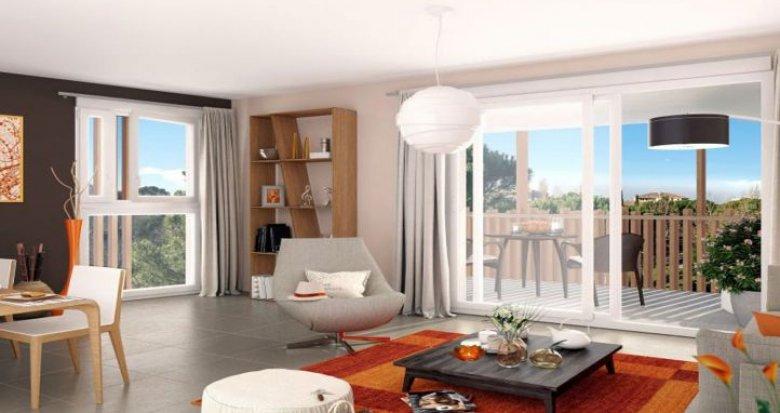 Achat / Vente appartement neuf Marseille 8ème quartier Mazargues (13008) - Réf. 415