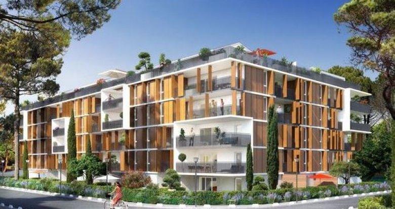 Achat / Vente appartement neuf Marseille 9 au cœur d'un parc privé (13009) - Réf. 2296